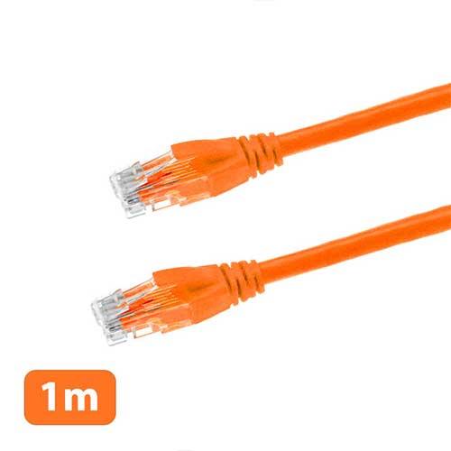 کابل شبکه Cat6 وریتی با طول 1 متر