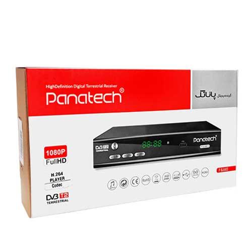 گیرنده دیجیتال Panatech مدل P-DJ4413