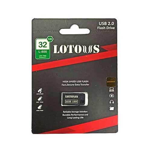 فلش 32 گیگ Lotous مدل L-800