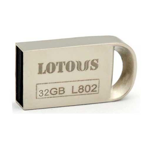 فلش 32 گیگ Lotous مدل L-802
