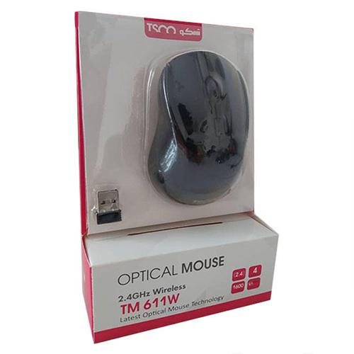 موس بلوتوث TSCO مدل TM-611W