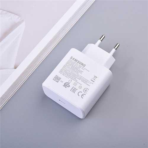 سرشارژر سامسونگ Super Fast PD مدل USB-C EP-TA845